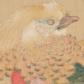 「松に錦鶏鳥」