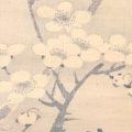 「梅に鶯図」