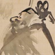 「鍾馗と鬼図」