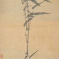 「竹に小禽図(三幅対)」