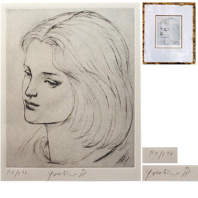 「女の顔Ⅰ」