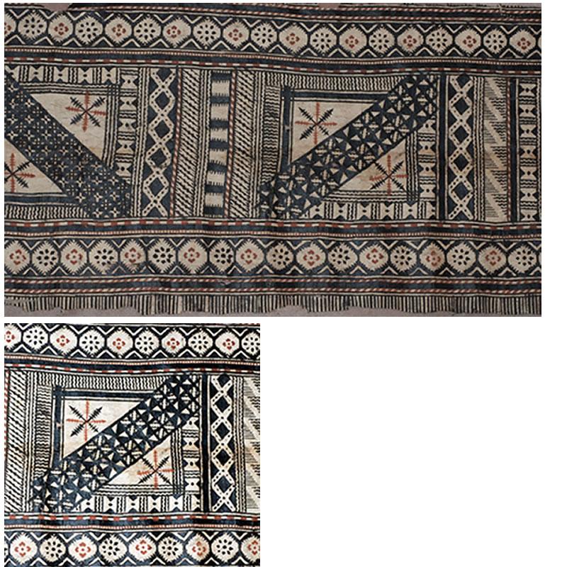 「KUBA(クバ:コンゴの伝統的織物)」
