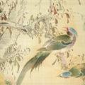 「花鳥図( 双幅)」