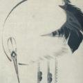 「双鶴図」