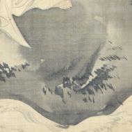 「白衣観音図」
