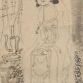 「楊柳観音図」