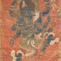 「軍荼利明王図」