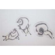 「蝸牛図」