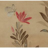 「百合と蝶図」