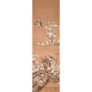 「梅に小禽図」