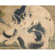 「檀特に猫図」
